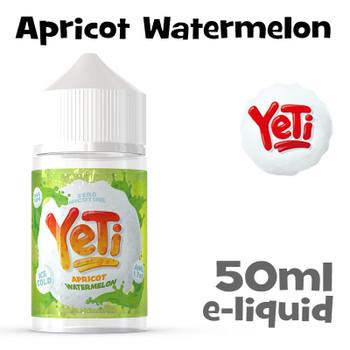 Apricot Watermelon - Yeti eliquid - 50ml