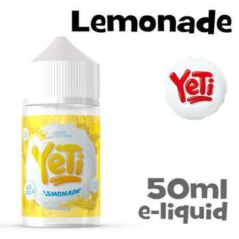 Lemonade - Yeti eliquid - 50ml