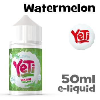 Watermelon - Yeti eliquid - 50ml