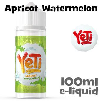 Apricot Watermelon - Yeti eliquid - 100ml