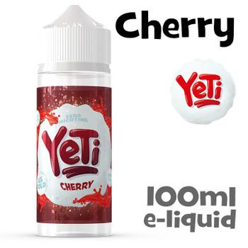 Cherry - Yeti eliquid - 100ml