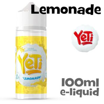 Lemonade - Yeti eliquid - 100ml