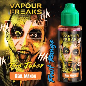 THE JOKER - Vapour Freaks Desserts e-liquid - 70% VG - 100ml