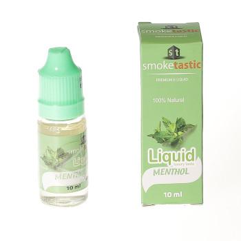 Smoketastic E-Liquid - Menthol