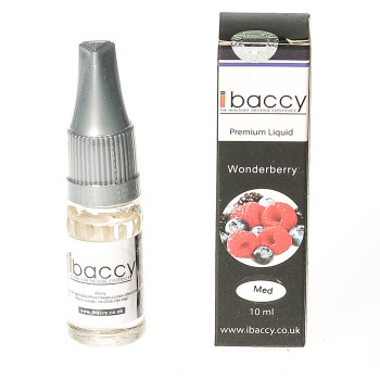 iBaccy E-Liquid - Wonderberry