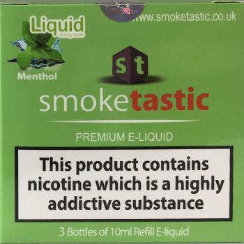 Menthol - 30ml - Smoketastic eLiquid