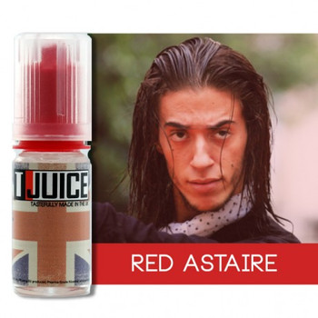 T-Juice Premium E-Liquid - Red Astaire