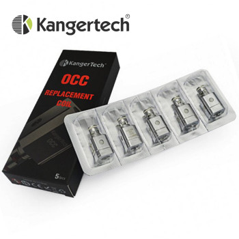 5 pack - Upgraded Kanger OCC Coils for SUBTANK