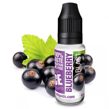 Blueberry Blast - IceLiqs Premium E-liquid - 10ml