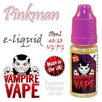 Pinkman - Vampire Vape 40% VG e-Liquid - 10ml