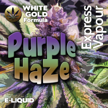 Purple Haze - White Gold Formula e-liquid 60% VG - 10ml
