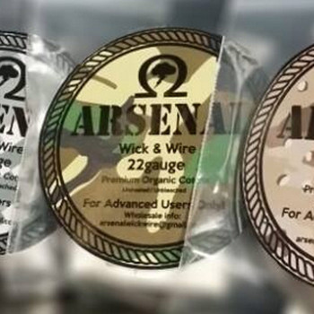 Arsenal Wick and Wire 20g, 22g, 24g and 26g