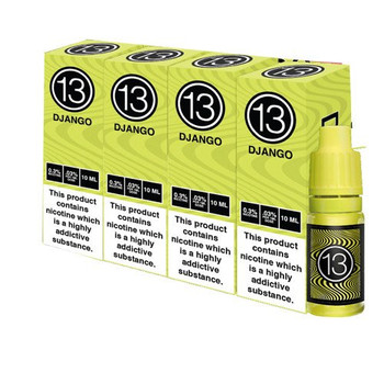 DJANGO - 13TH FLOOR ELEVAPORS e-liquid - 70% VG - 40ml