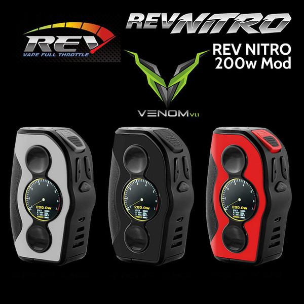 REV NITRO 200w Mod