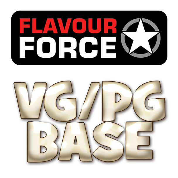 VG/PG Base Liquid by FLAVOUR FORCE
