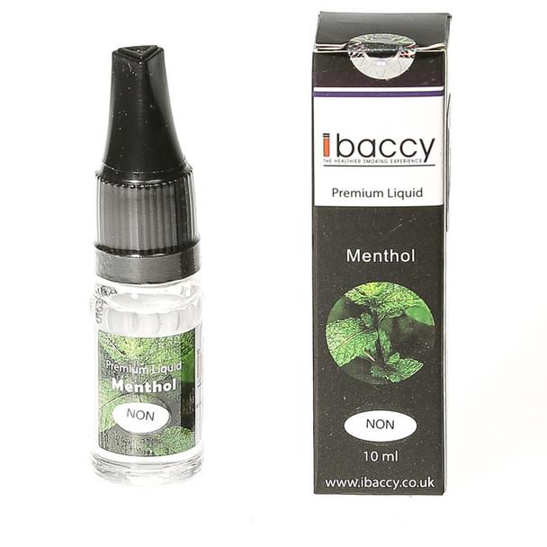 Menthol - iBaccy e-liquid - 10ml