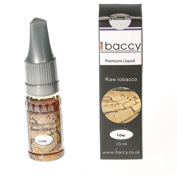 iBaccy E-Liquid - Tobacco