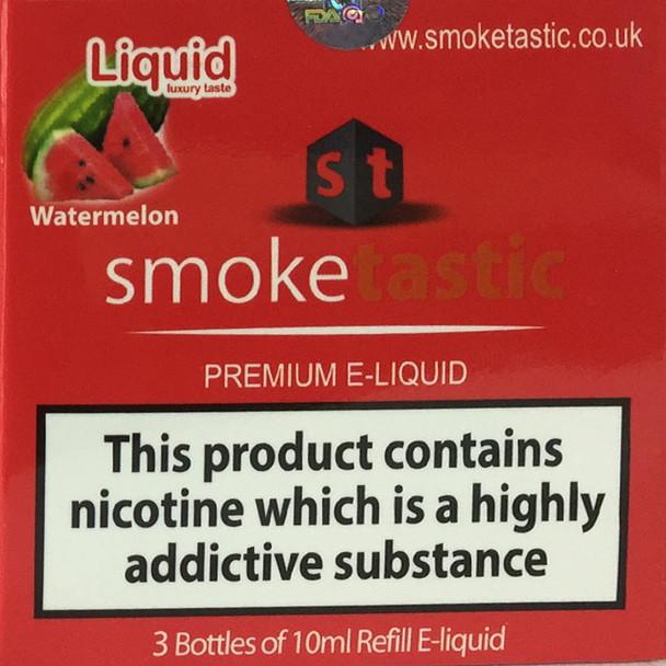 Watermelon - 30ml - Smoketastic eLiquid