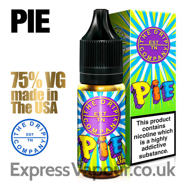 PIE - The Drip Company e-liquids - 75% VG - 10ml