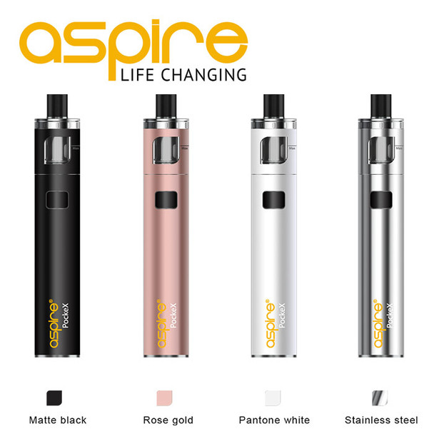 Aspire Pockex E-Cig starter kit