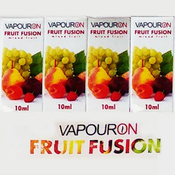 Fruit Fusion - VAPOURON e-liquid - 10ml