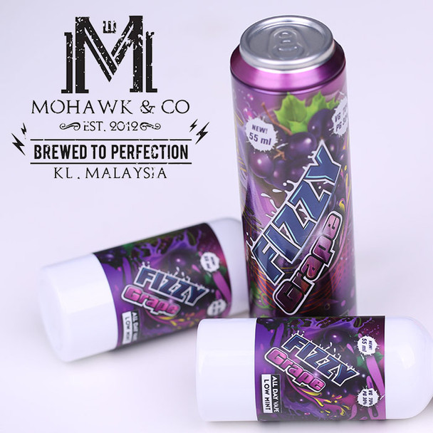 Fizzy Grape - Fizzy Juice e-liquid 70% VG 60ml