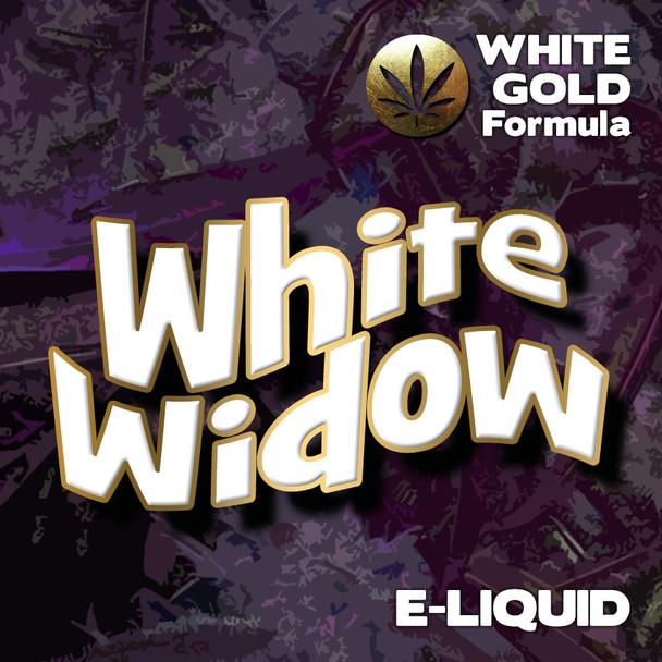 White Widow - White Gold Formula e-liquid 60% VG - 10ml