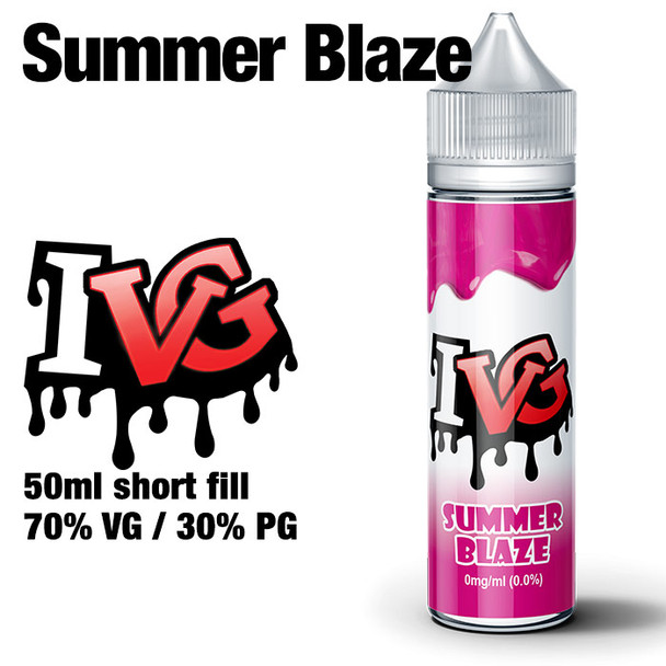 Summer Blaze by I VG e-liquids - 50ml