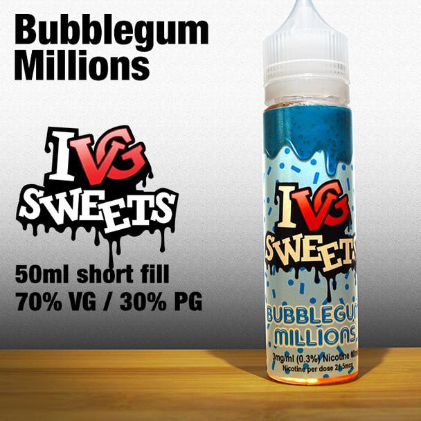 Bubblegum by I VG e-liquids - 50ml