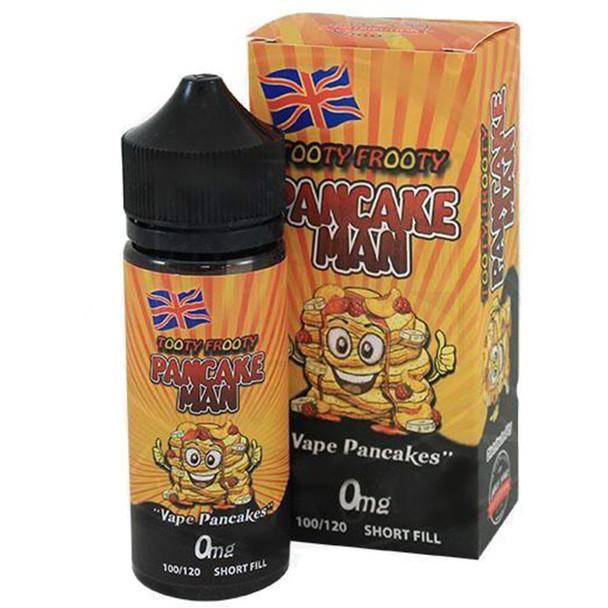 Tooty Frooty Pancake Man - Vape Breakfast Classics e-liquid - 100ml