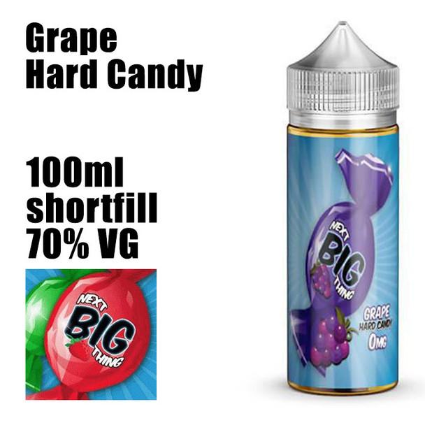 Grape Hard Candy - Next Big Thing e-liquid - 70% VG - 100ml
