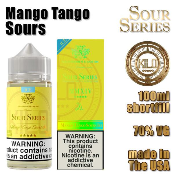Mango Tango Sours - KILO e-liquids - 100ml