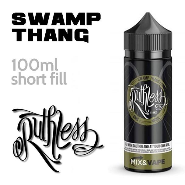 Swamp Thang by Ruthless e-liquid - 60% VG - 100ml