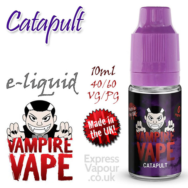 Catapult - Vampire Vape e-liquid - 10ml