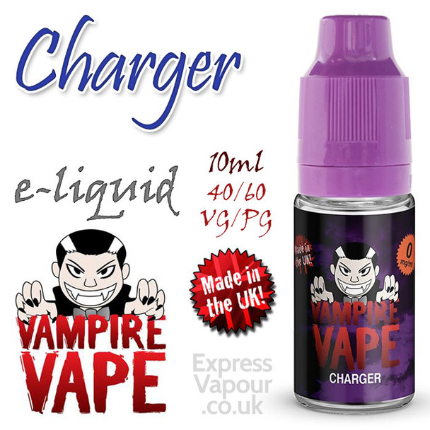 Charger - Vampire Vape e-liquid - 10ml