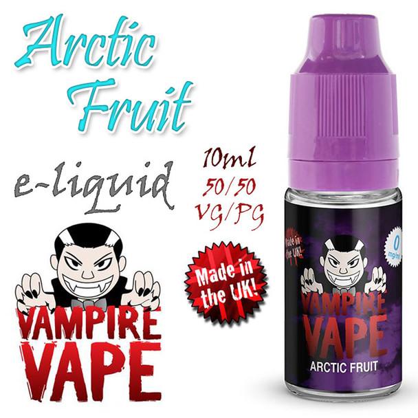 Arctic Fruit - Vampire Vape e-liquid - 10ml