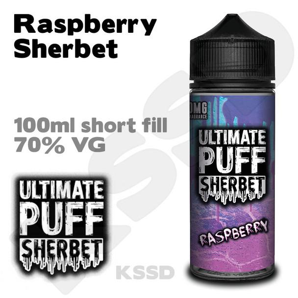 Raspberry Sherbet - Ultimate Puff eliquid - 100ml