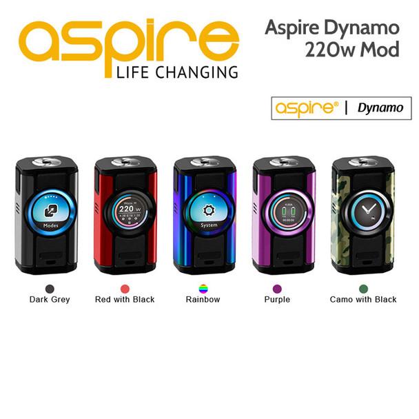 Aspire Dynamo 220w Mod