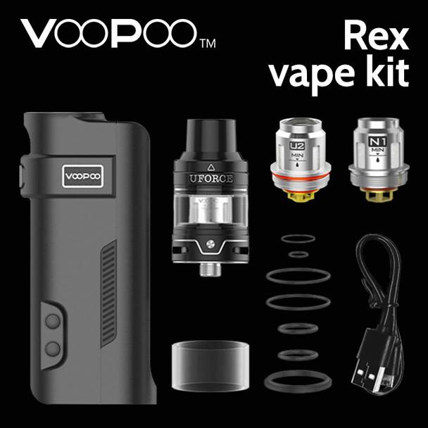VooPoo Rex 80w vape kit