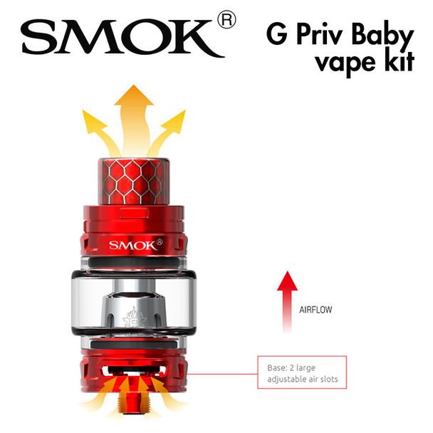 G Priv Baby vape kit