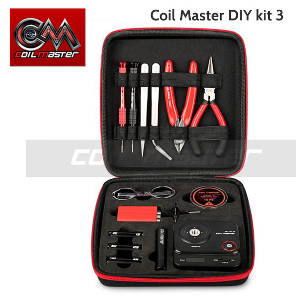 Coil Master DIY kit 3