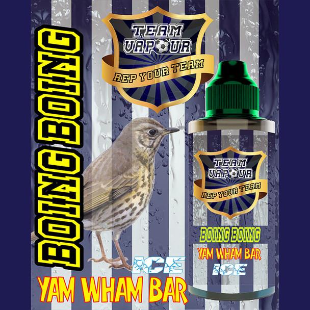 Boing Boing Yam Wham Bar Ice