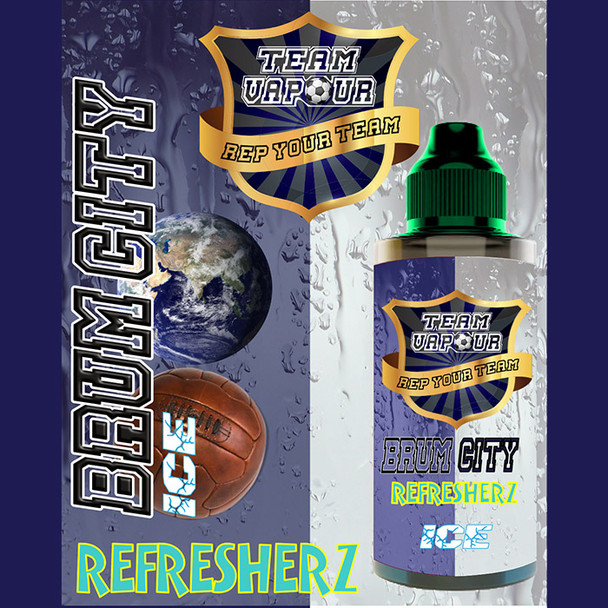 Brum City Refresherz Ice