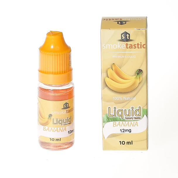 Smoketastic E-Liquid - Banana