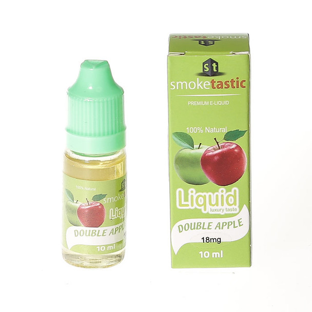 Smoketastic E-Liquid - Double Apple