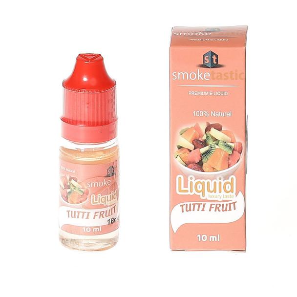 Smoketastic E-Liquid - Tutti Fruit