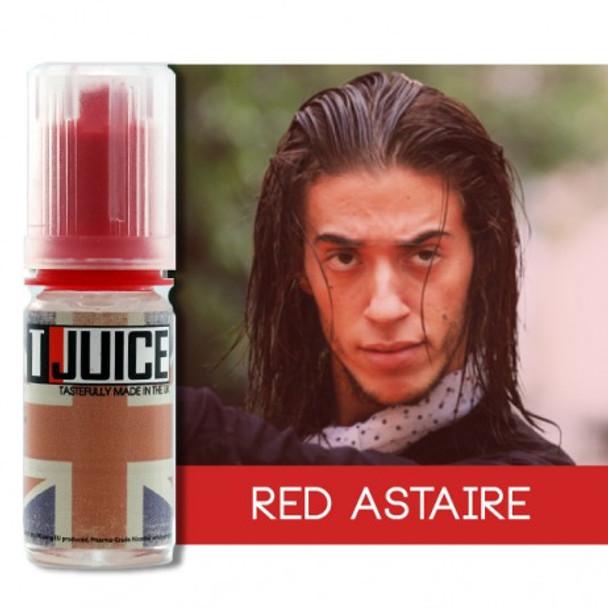 T-Juice Premium E-Liquid - Red Astaire