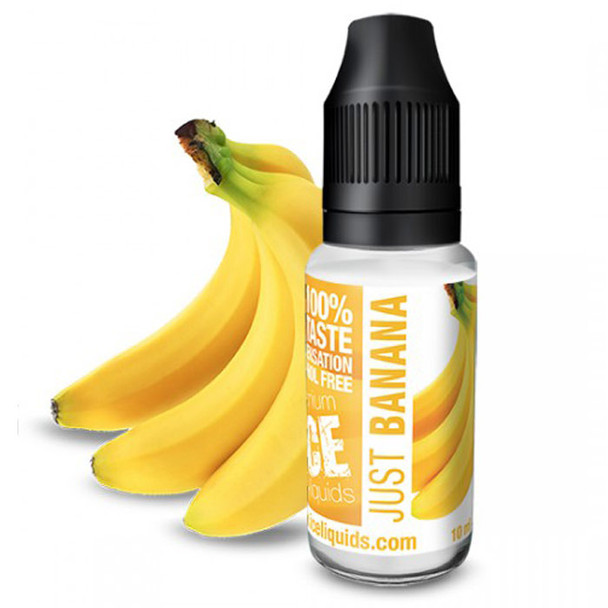 Just Banana - IceLiqs Premium E-liquid - 10ml