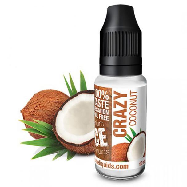 Crazy Coconut - IceLiqs Premium E-liquid - 10ml