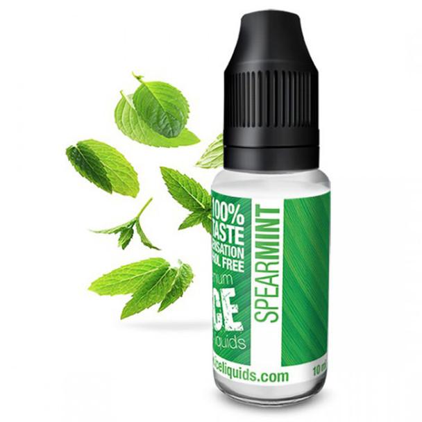 Spearmint - IceLiqs Premium E-liquid - 10ml